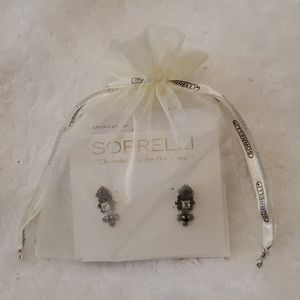 Sorrelli Midnight Moon Earrings